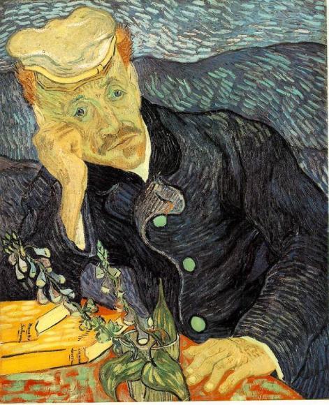 «Портрет доктора Гаше» (Portrait Of Dr Gachet)