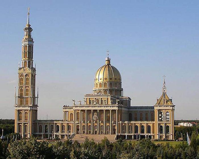Базилика Пресвятой Марии Богородицы Лихенской