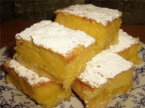 Топ 10 советских пирожных