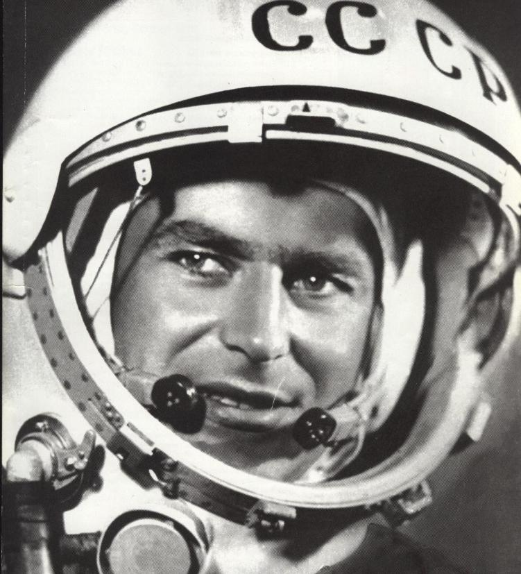 russian astronaut in space - photo #8
