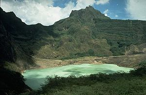 Вулкан Келуд