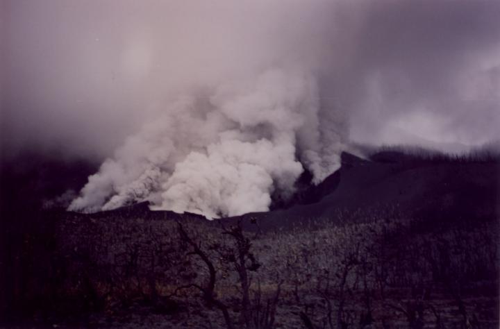 Вулкан Папандайан