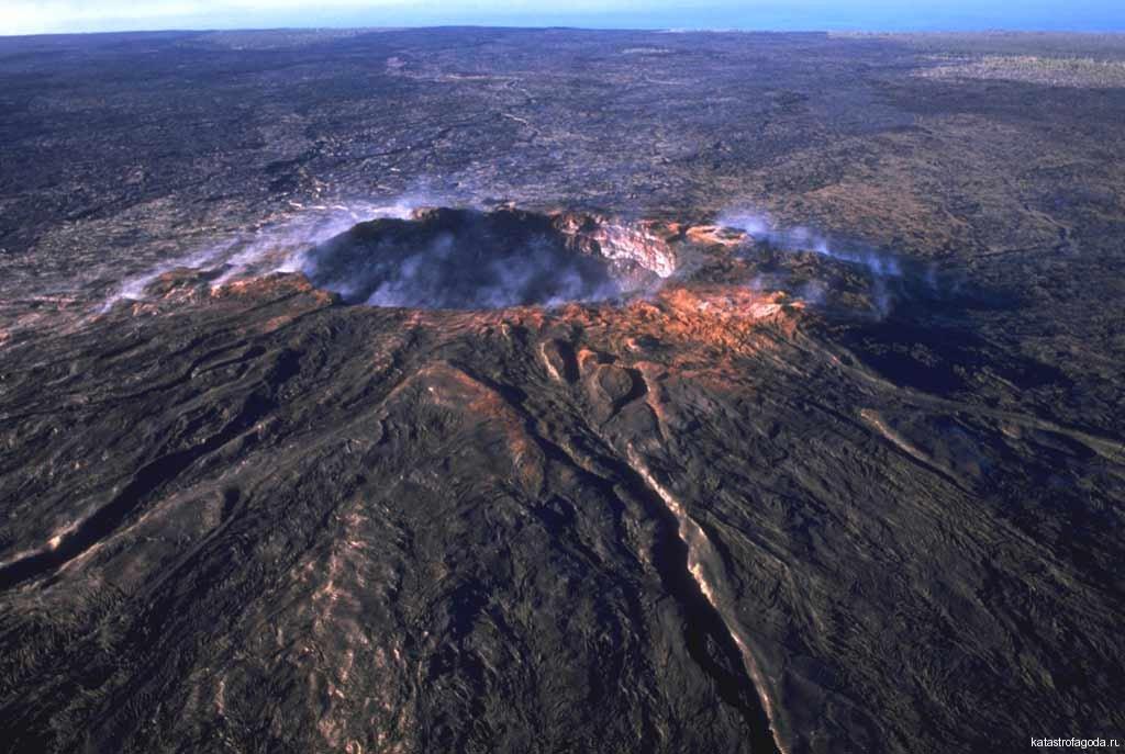 Вулкан Ламингтон