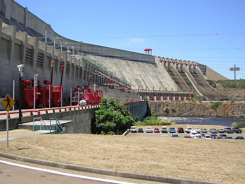 ГЭС имени Симона Боливара или