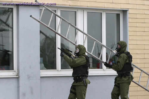 Антитеррористическое подразделение Кобра