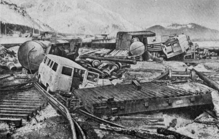 Цунами 1964 Аляска