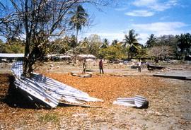Цунами Папуа-Новая Гвинея