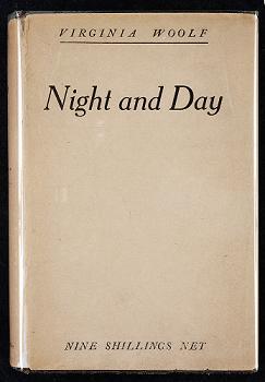 «Ночь и день», Вирджиния Вулф