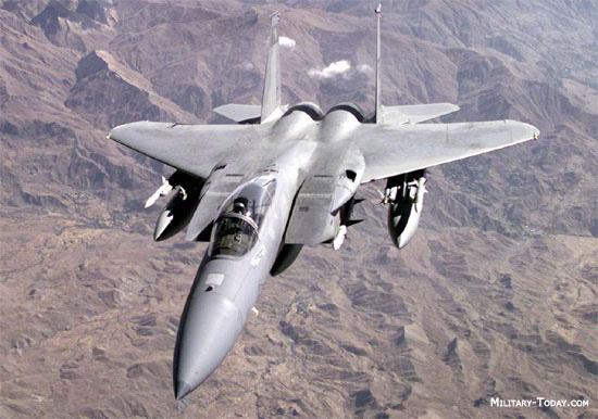 Макдоннел-Дуглас F-15