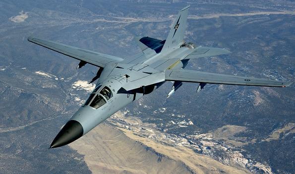 Дженерал Дайнэмикс F-111