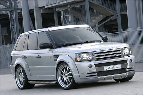 Range Rover Sport 5 Supercharged