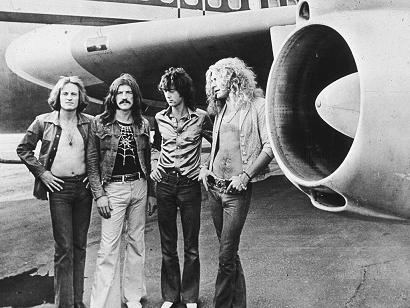 Группа Led Zeppelin
