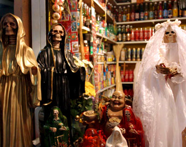 Колдовской рынок Сонора