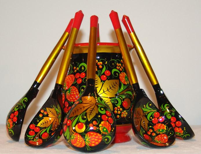 искусство кистевой росписи