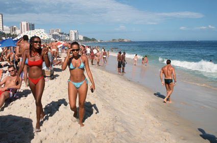 Самый лучший городской пляж