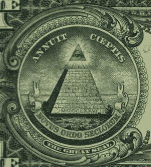 Пирамида на долларах
