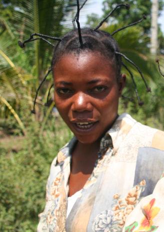 Женщинам африканского Свазиленда