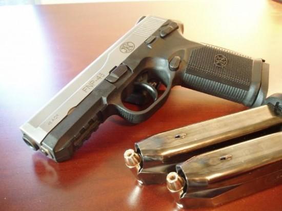 Пистолет FN-FNP45