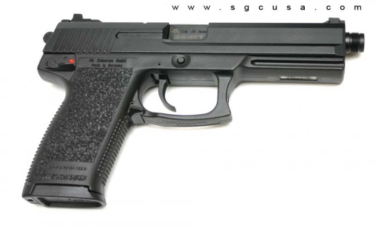 Пистолет Heckler and Koch  Mark 23