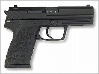 Пистолет Heckler and Koch USP