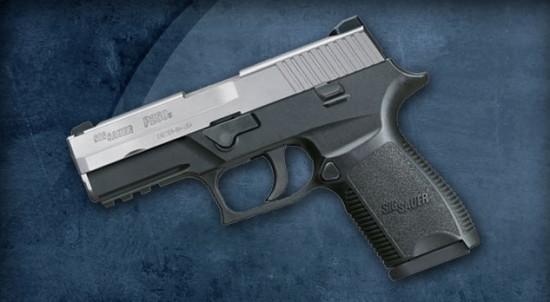 Пистолет SIGP250