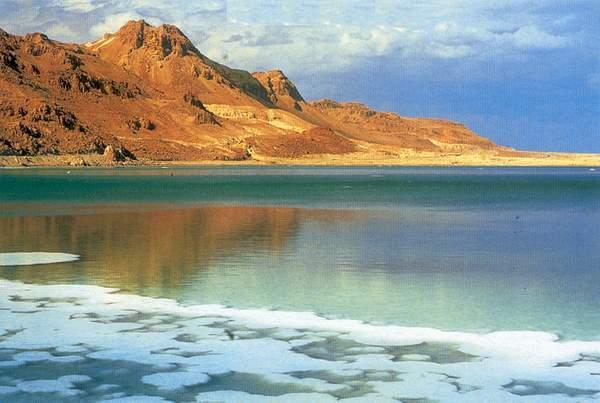 Самое солёное море в мире – мёртвое