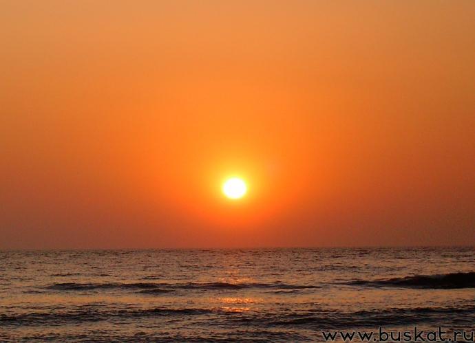 Самое большое море в мире – Аравийское